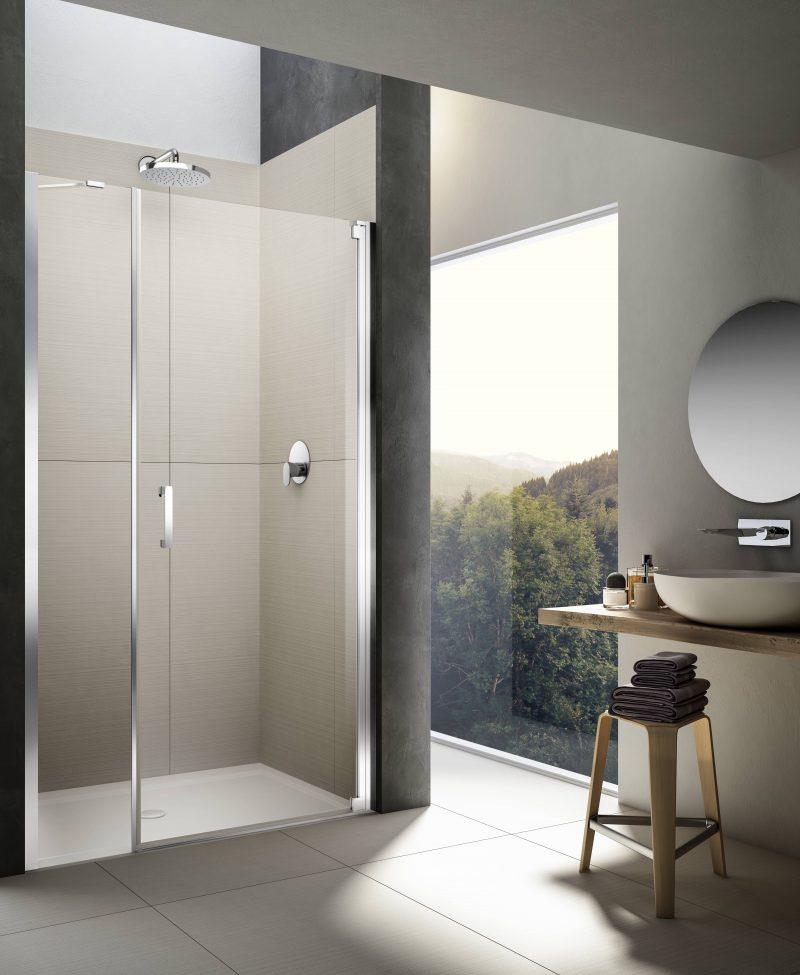 Provex presenta Jolly, la cabina doccia dalla tecnologia avanzata e dal design sofisticato