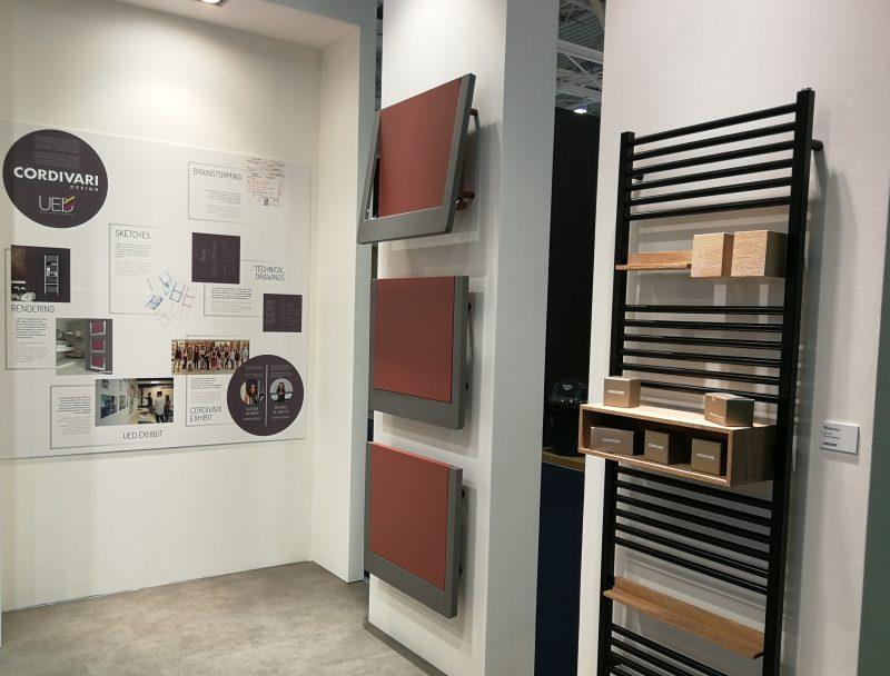 Partnership Cordivari Design-UED per promuovere i giovani creativi