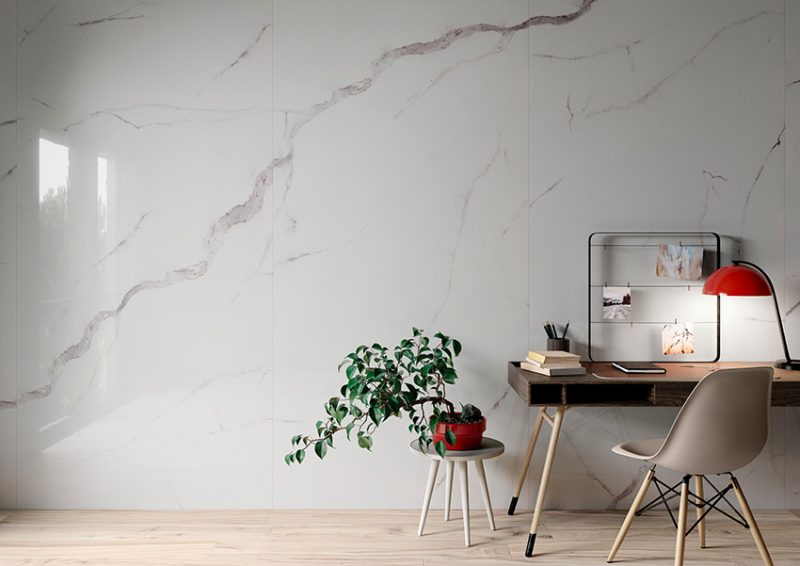 RAK Ceramics a Cersaie con Maximus Big Slabs