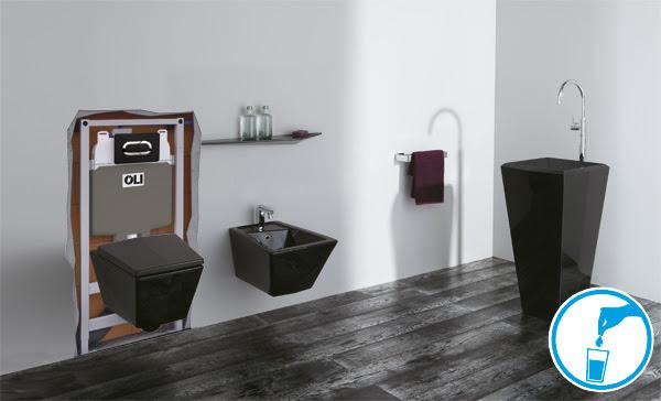 OLI74plus: la prima cassetta WC ecologica