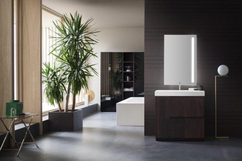 I mobili lavabo compatti di Arbi Arredobagno