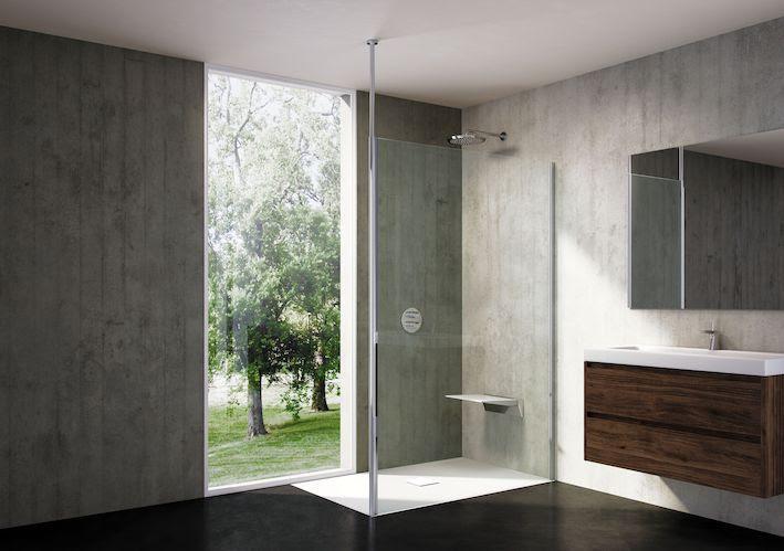 Serie JOLLY by Provex: cabine doccia contraddistinte da tecnologia avanzata e design sofisticato