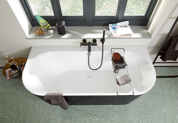 I materiali premium di Villeroy & Boch per un bagno elegante ed esclusivo